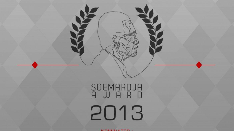 Soemardja Award 2013