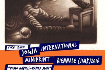Pameran Keliling Jogja International Miniprint Biennale (JIMB) 2016